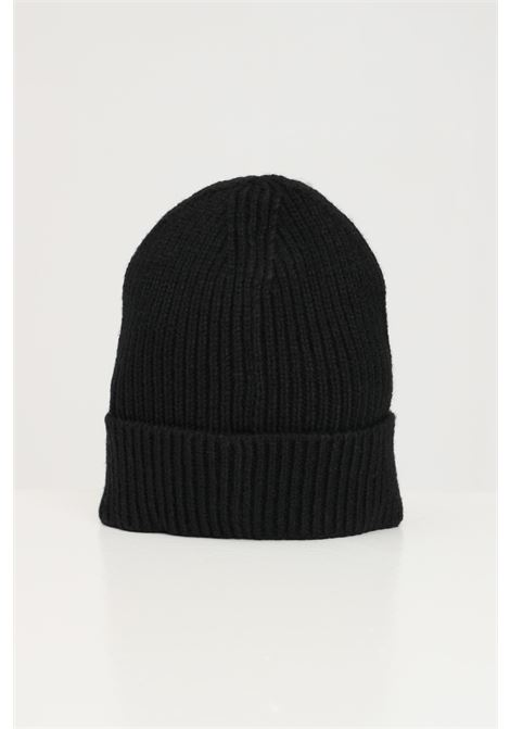 Black unisex cap in wool with lapel the north face THE NORTH FACE | Hat | NF0A3FJXJK31JK31