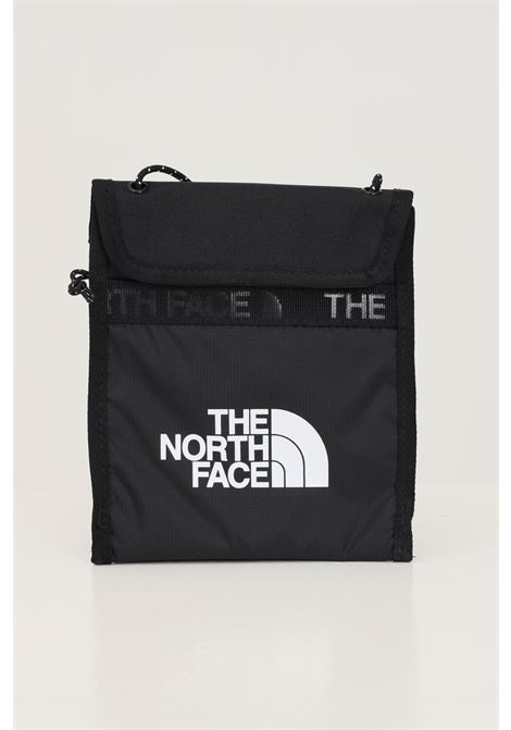 Black bag with shoulder strap. Central pocket with security zip. The north face THE NORTH FACE | Bag | NF0A52RZJK31JK31