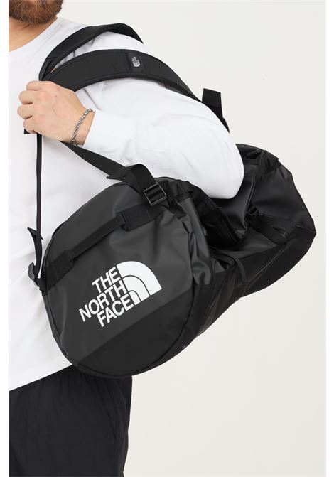 Black unisex sport bag by the north face with contrasting logo THE NORTH FACE | Sport Bag | NF0A52STKY41KY41