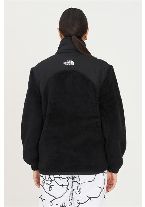 Black women's down jacket by the north face with full lenght zip on the front THE NORTH FACE | Jacket | NF0A5ICFJK31JK31