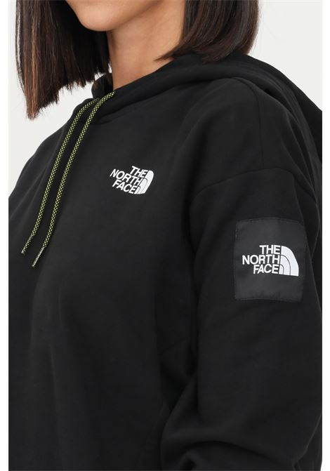 Black womens' hoodie by the north face THE NORTH FACE | Sweatshirt | NF0A5ICJJK31JK31