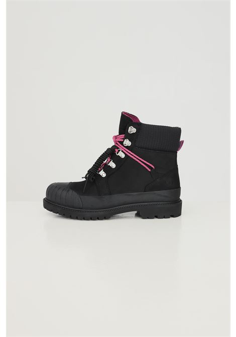Black women's timberland heritage6 boots with fucshia laces TIMBERLAND | Ankle boots | TB0A2JWZ00110011