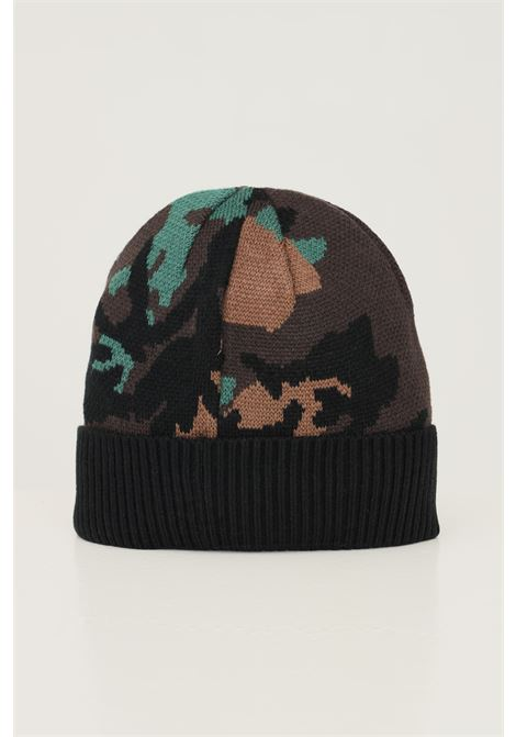 Military green unisex hat by timberland with logo patch on the front TIMBERLAND | Hat | TB0A2NJZCD11CD11