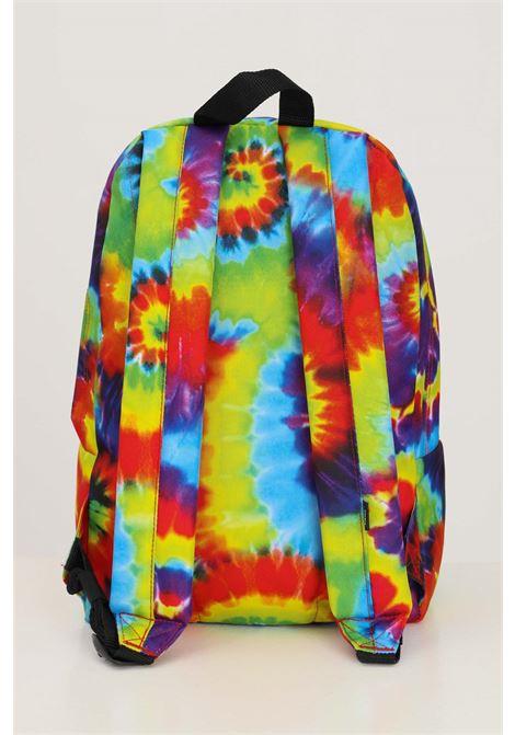 Multicolor unisex new skool tie dye backpack by vans with allover print VANS | Backpack | VN0002TLZBY1ZBY1
