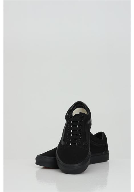 Black unisex old skool sneakers with tone on tone logo vans VANS | Sneakers | VN000D3HBKA1BKA1
