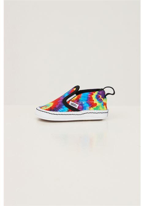 Sneakers slip on v crib neonato multicolor vans VANS | Sneakers | VN0A2XSL99E199E1
