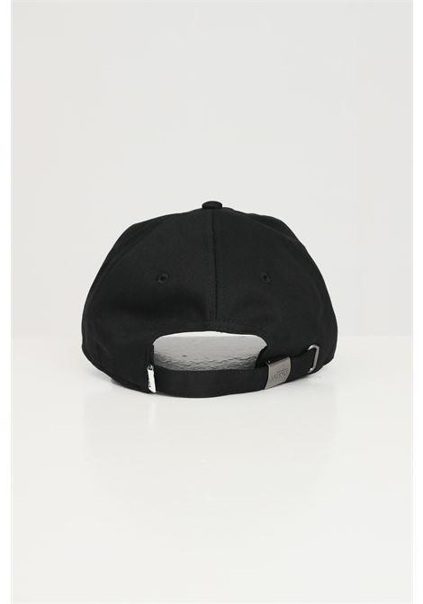 Black unisex cap with vans logo on the front VANS | Hat | VN0A31T6J0ZJ0Z