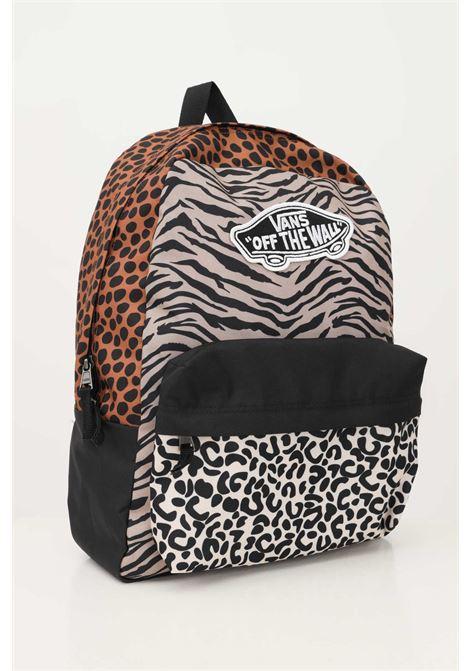 Leopard women's vans realm backpack  VANS | Backpack | VN0A3UI6Z081001