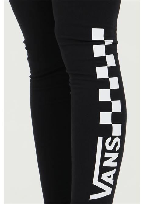 Black chalkboard classic leggings vans VANS | Leggings | VN0A4S9WBLK1BLK1