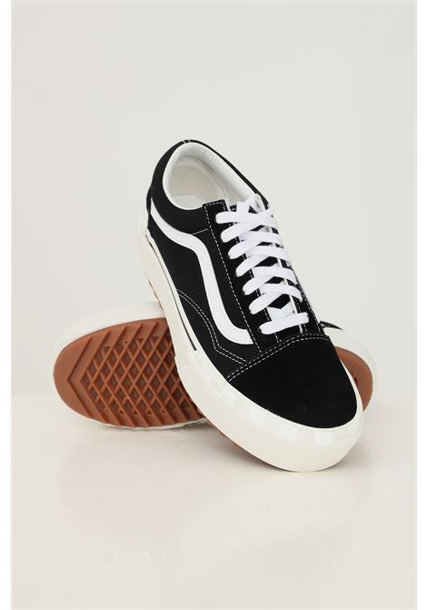 Black women's old skool stacked sneakers by vans with high sole VANS | Sneakers | VN0A4U155ZN15ZN1