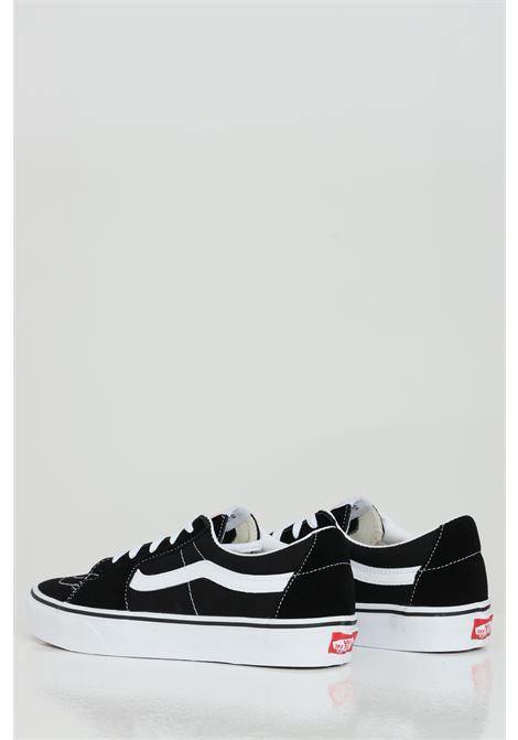 Black unisex Sk8-Low sneakers with contrasting logo vans VANS | Sneakers | VN0A4UUK6BT16BT1