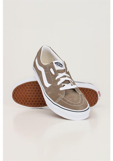 Sneakers da uomo in camoscio marrone by vans VANS | Sneakers | VN0A4UUKA0N1A0N1