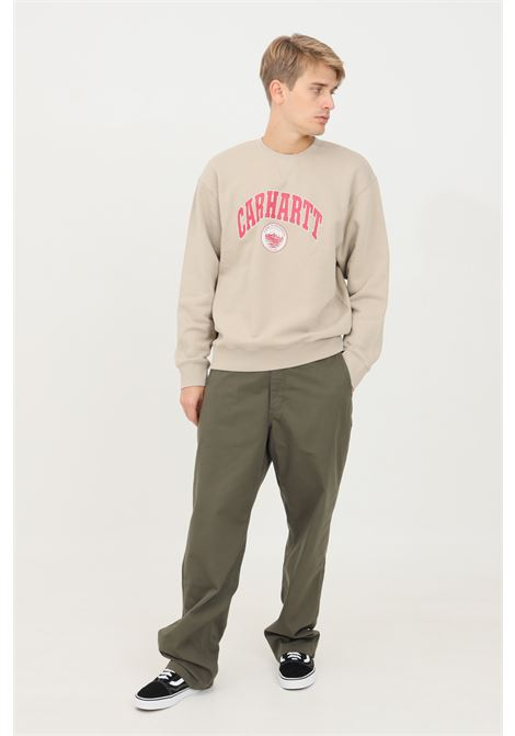 Pantaloni chino authentic loose uomo verde vans VANS | Pantaloni | VN0A5FJBKCZ1KCZ1
