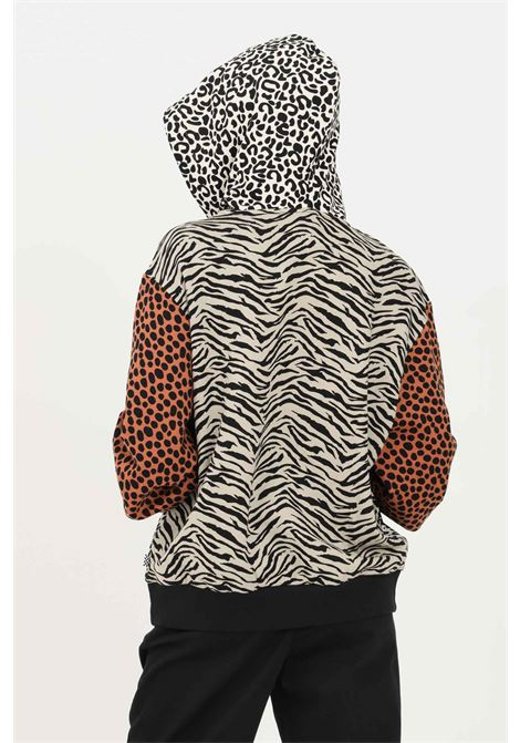 Fantasy women's sweatshirt by vans with hood and laces VANS | Sweatshirt | VN0A5JHDZ0GZ0G