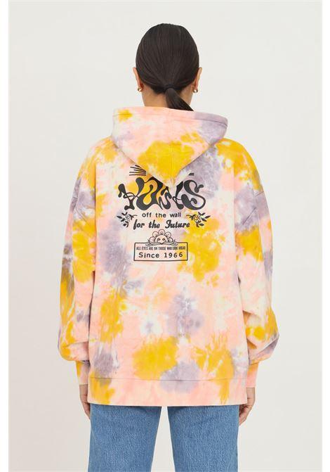 Printed women's hoodie by vans with maxi print on the back VANS | Sweatshirt | VN0A5JNUZ00Z00