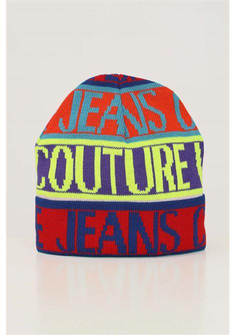 Cappello unisex multicolor versace jeans couture VERSACE JEANS COUTURE | Cappelli | 71VAZK42ZG022982