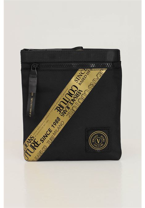 Borsa tracolla range warranty uomo nero versace jeans couture VERSACE JEANS COUTURE | Borse | 71YA4B75ZS105G89 (899+948)