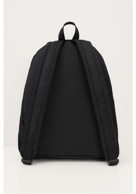 Zaino unisex nero versace jeans couture con maxi ricamo logo frontale VERSACE JEANS COUTURE | Zaini | 71YA4BA1ZS114899