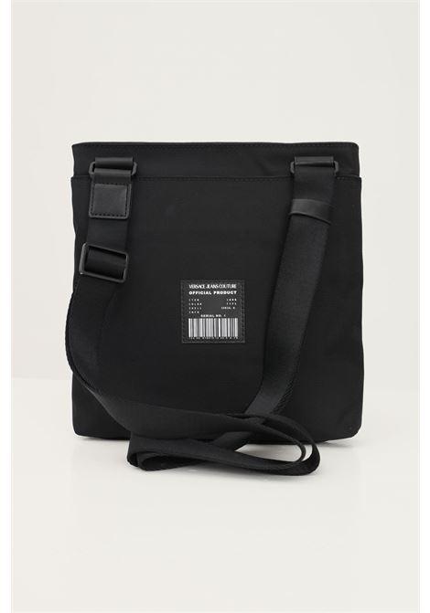 Borsello da uomo nero versace jeans couture con tracolla regolabile VERSACE JEANS COUTURE   Borse   71YA4BA2ZS114899