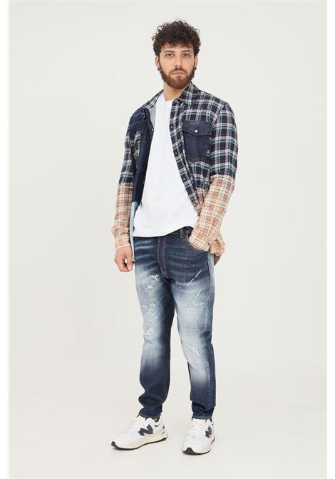 Jeans uomo yes london a vita alta YES LONDON | Jeans | XJ2987/TWISTDENIM