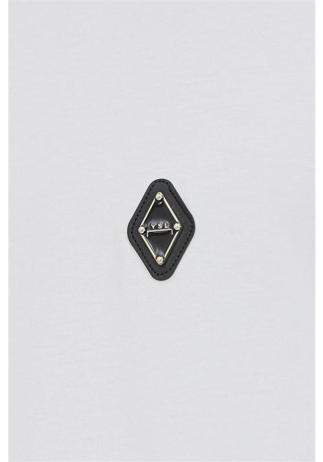T-shirt bianco uomo yes london modello basic YES LONDON | T-shirt | XM3902BIANCO
