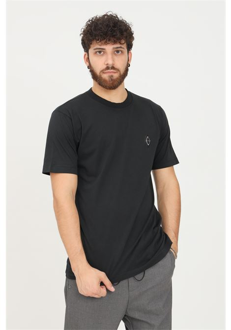 T-shirt nero uomo yes london modello basic YES LONDON | T-shirt | XM3902NERO