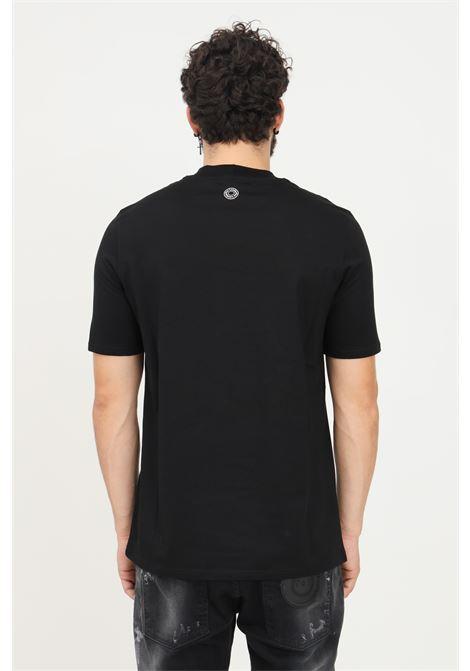 T-shirt uomo nero yes london a manica corta modello basic YES LONDON | T-shirt | XM3930NERO