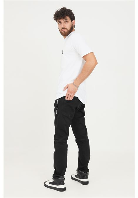 Pantaloni uomo nero yes london slim YES LONDON | Pantaloni | XP3103NERO