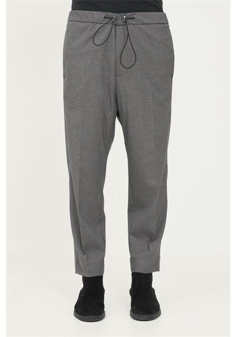 Pantaloni grigio uomo yes london modello chino YES LONDON | Pantaloni | XP3108GRIGIO