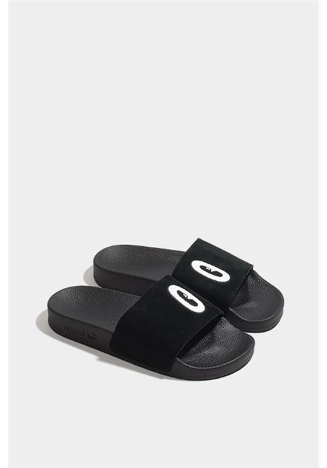 Ciabatte donna nero Adidas ADIDAS | Ciabatte | DA9017BLACK