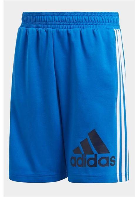 Shorts bambino blu Adidas ADIDAS | Shorts | DV0809BLUE