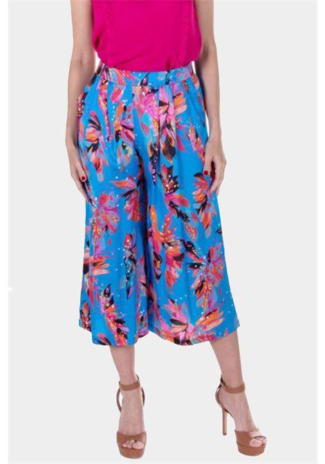 Pantaloni donna Byblos fantasia BYBLOS | Pantaloni | 2WP0012 TE0022U613