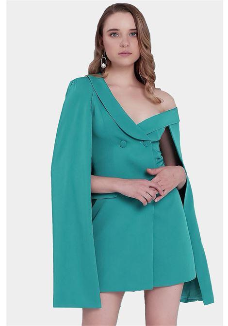 LAVISH ALICE | Dress | LA11034VERDE