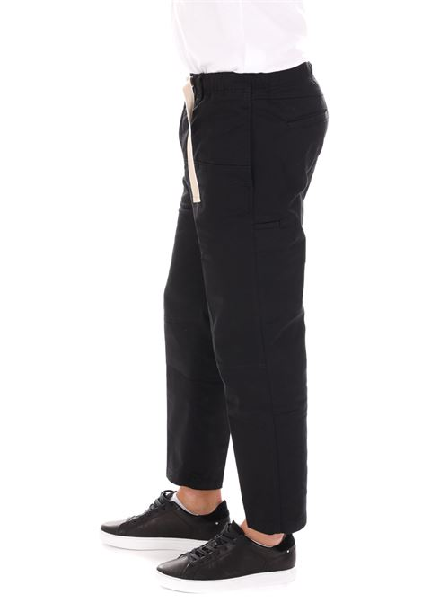 Pant With Belt Seville SIVIGLIA | Pants | B6KWS3109000