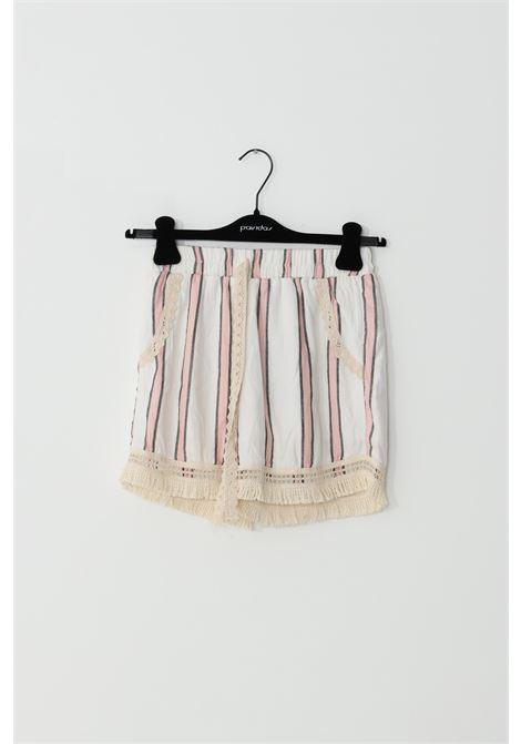 Short Ampio Sfrangiato Topless TOPLESS | Shorts | SH84ROSA