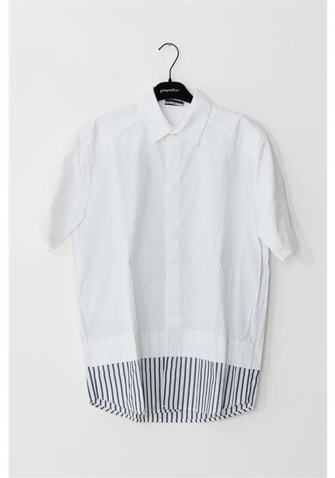 YES LONDON | Shirt | XCM7052BIANCO