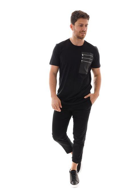 YES LONDON | Pants | XP3022NERO