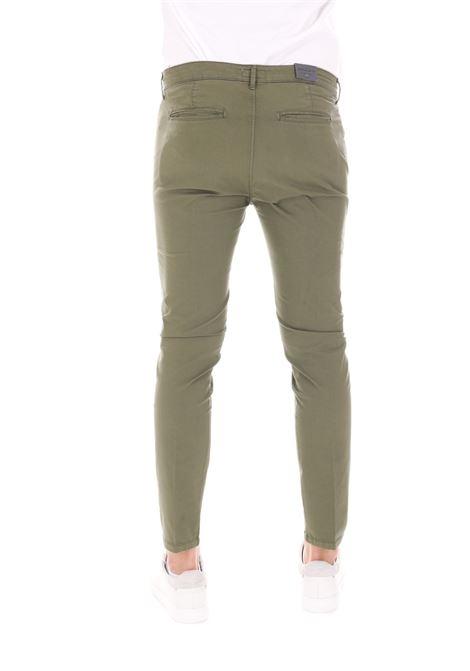 Pantalone Classico Zero Costruction ZERO COSTRUCTION | Pantaloni | BEDDY/CA/5SP SW24725238