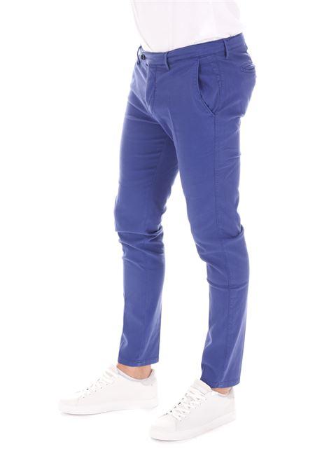 Pantalone Classico Zero Costruction ZERO COSTRUCTION | Pantaloni | BEDDY/CA/5SP SW41344001