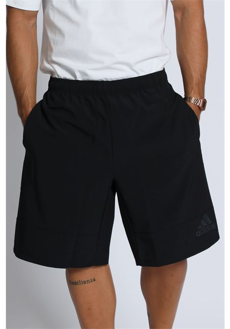 Bermuda Logato Du1165 ADIDAS | Shorts | DU1165BLACK