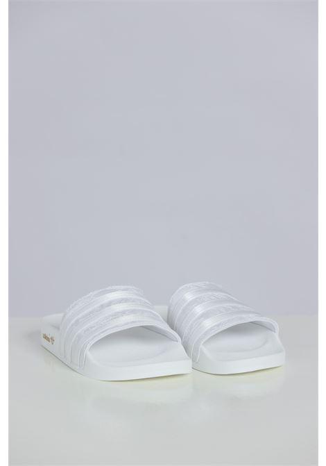 Ciabatte adilette w unisex bianco adidas ADIDAS | Ciabatte | EG5162FTWWHT/FTWWHT/G