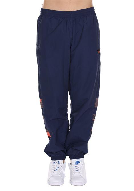 Pantalone Sportivo Con Molla In Vita E Stampe ADIDAS | Pantaloni | FM3403NINDIG