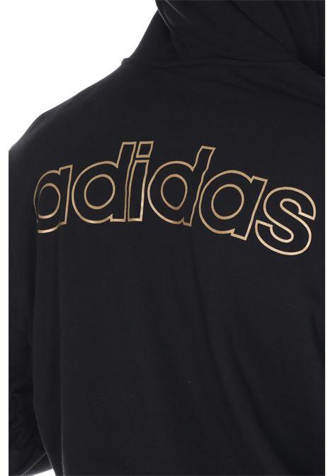 ADIDAS   Sweatshirt   FM3438BLACK/GRESIX