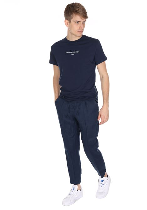 ALESSANDRO DELL'ACQUA | Pants | AD7136/G005650