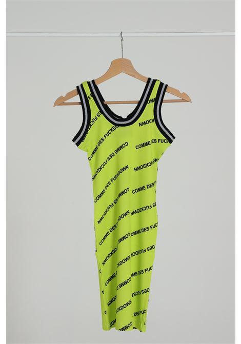 COMME DES FUCKDOWN | Dress | CDFD1039VERDE
