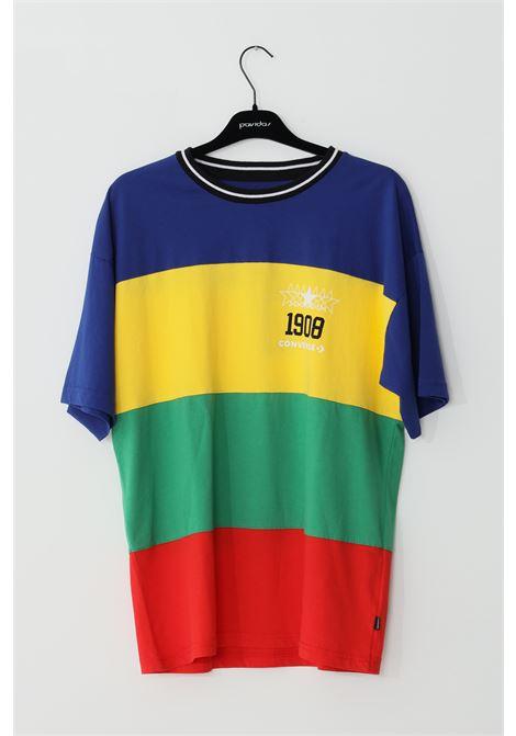 T-shirt Converse CONVERSE | T-shirt | 10020081CLASH/RUSH