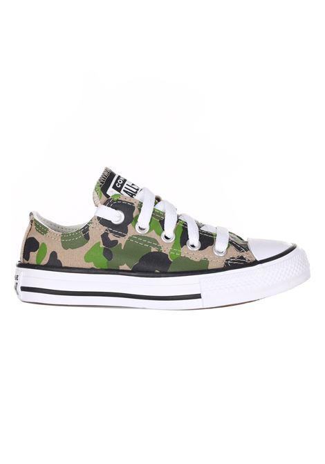 CONVERSE | Sneakers | 367190CBLACK/KHAKI