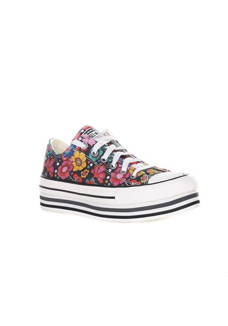 Sneakers All Star 568001c CONVERSE | Sneakers | 568001CBLACK/PEONY