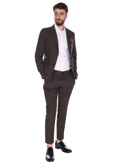 Pantalone Classico P3866s22024002 DANIELE ALESSANDRINI | Pantaloni | P3866S2202400234