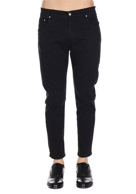 Jeans Basic Tinta Unita DANIELE ALESSANDRINI | Jeans | PJ5734L02140311